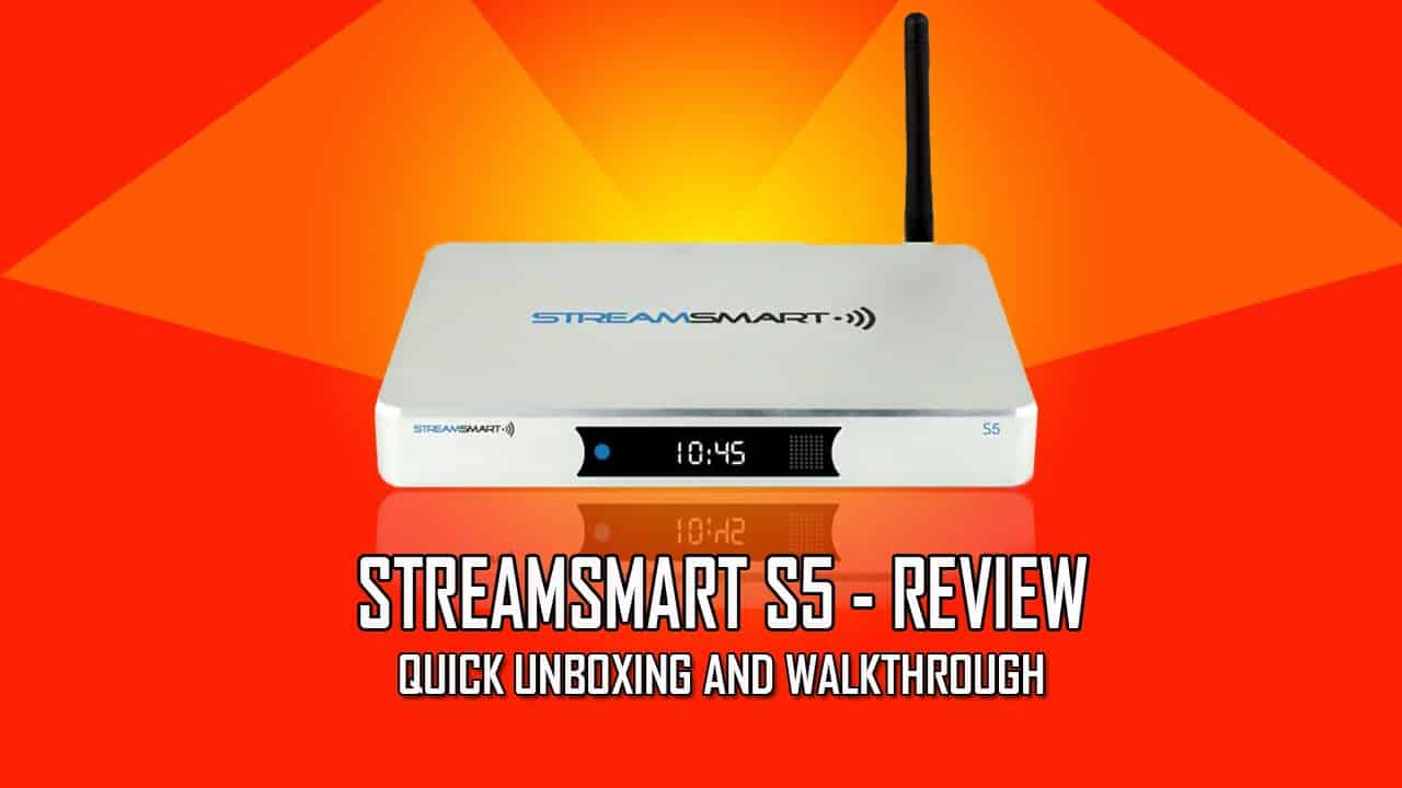 Streamsmart review
